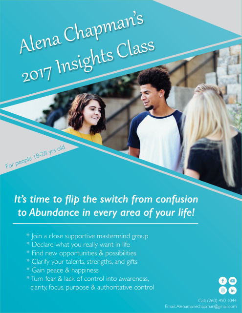 Insights Class Flyer 2